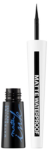 Maybelline Master Ink Matte Eye Liner, 12 G, Black