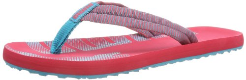 Puma Epic Flip NM Wns 187110 Damen Zehentrenner, Pink (barberry 02), EU 35.5 (UK 3) (US 5.5) (Flop Flip 02)