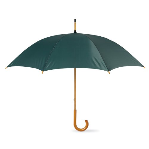 classic-umbrella-with-wooden-handle-manual-opening-wedding-gentlemans-brolly-green