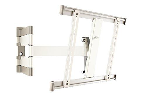 vogels-thin-245-supporto-da-parete-serie-thin-per-schermi-led-lcd-m-in-colore-bianco-alpine-con-incl