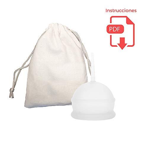 Copa Menstrual Campanilla Cérvix Bajo - Copa Menstrual
