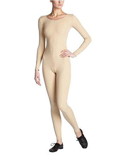 Anyu Unisex Ganzkörperanzug Erwachsene Halloween Kostüme Nackt L
