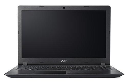 Acer Aspire A315-51 15.6-Inch Notebook - (Black) (Intel i3-6006U 2 GHz Processor, 8 GB RAM, 1 TB HDD, Windows 10)