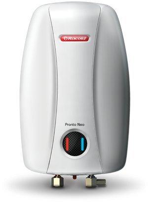Racold Pronto 3 3-Litre 3000-Watt Instant Water Heater (Ivory)