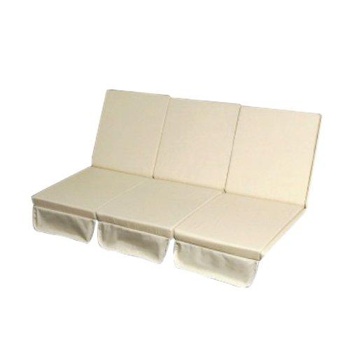 Papillon 8097025 - 96x160x5cm rocker cuscino desenfundable beige