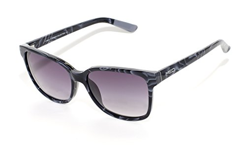 rainbow safety Damen Herren Sonnenbrille MED Limitierte Edition UV400 Schutz O1004-BL