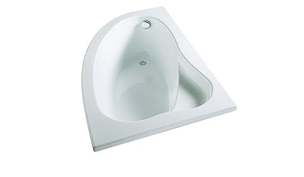 Aquabel 67480000188 Florida droite 150 x 100 cm Blanc