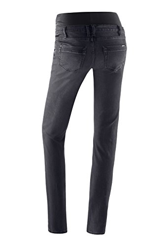 Bellybutton Maya - Hose Jeans-slim Leg - Jeans - Maternité - Slim - Femme Grau (grey denim|gray 0016)