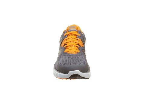 Nike Wmns Af1 Low Id Eco Cupsole, Chaussures de Sport Femme Cl Gry/Mtlc Pltnm-Vvd Orng-Pr