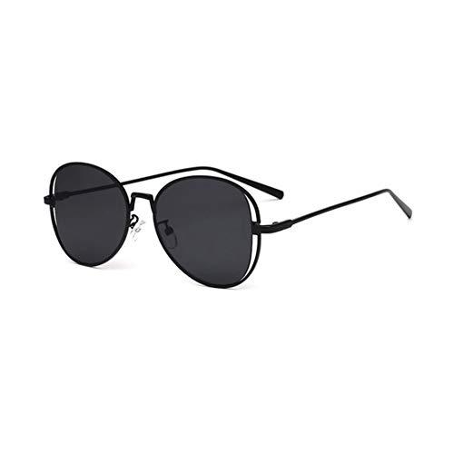TYD.L Sonnenbrillen 1960 Hochwertige Materialien Frauen Männer Persönlichkeit Ellipse UV400 UV-Schutz Polarisierte Sonnenbrille Verwendet Für Fahren/Reisen/Outdoor 7 Farben (Farbe : 07)