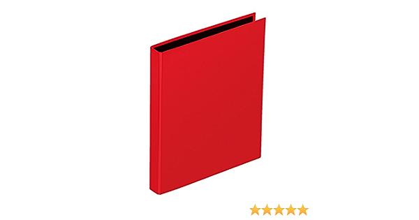 /Rouge Pagna Basic Classeur /à anneaux A4/2/Classeur /à anneaux/