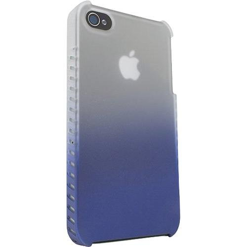iFrogz IP4GLLPS-AZR Luxe Lean Phase Case für iPhone 4 frost/azure Ifrogz Luxe Case