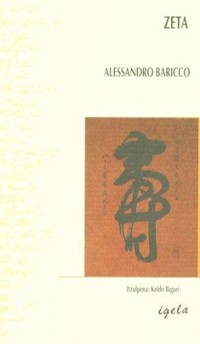 Zeta (Literatura Igela) por Alessandro Baricco