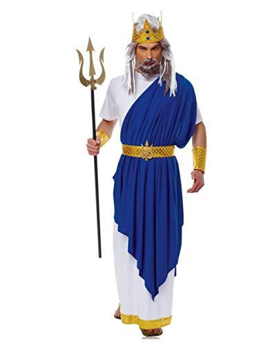 Horror-Shop König Neptun Kostüm One ()