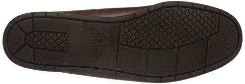 Sebago Endeavor, Chaussures Bateau Homme Marron (Brown Oiled Waxy Lea)