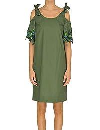 Amazon.it  vestito verde - Pinko   Donna  Abbigliamento fa2617b1dfa