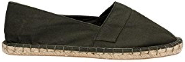 Espadrilles Caqui – Armani  - Zapatos de moda en línea Obtenga el mejor descuento de venta caliente-Descuento más grande