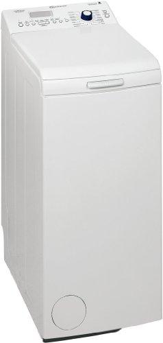 Bauknecht WAT UNIQ 612 FLD Toplader Waschmaschine / A+ B / 1200 UpM / 6 kg /  kWh / Weiß / SuperEco-Programm / Clean+