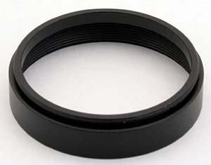 TS-Optics T-2 Zwischenring Verlängerungshülse (8 mm - TST2V8, Schwarz)