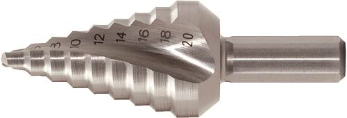 KS Tools 330.2371 Fresa Fresa Fresa a Gradini in HSS Extra Corta, Diametro 4-12 mm   Shopping Online    Varietà Grande    Grande Vendita Di Liquidazione  bec28e