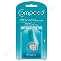 Compeed Toes Blisters Bandages x8 by Compeed preisvergleich bei billige-tabletten.eu