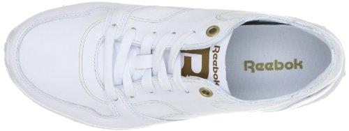 Reebok REALFLEX CLASSIC J91916, Scarpe sportive donna Bianco (Weiss (NA))