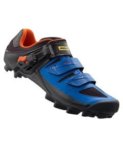 Mavic Crossride SL Elite MTB Fahrrad Schuhe schwarz/blau 2016