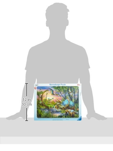 Ravensburger Puzzles Ravensburger Dinosaurs