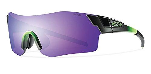 Smith Pivlock Arena/N Hq Hqb, Gafas de Sol Unisex Adulto, Verde (Reactorgreen/Te+Zb+99), 99
