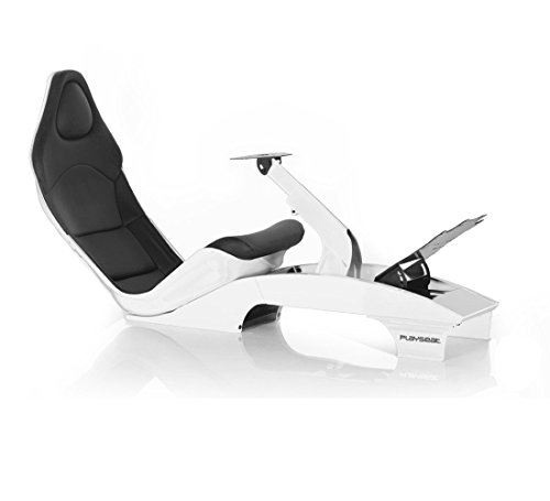 Playseat F1 White Racing RF.00068 - Bundle - Not Machine Specific
