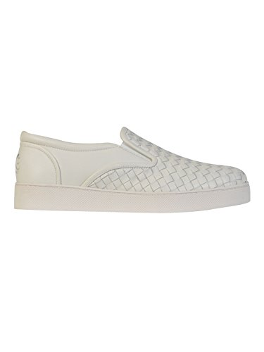 bottega-veneta-femme-370760v00139000-blanc-cuir-chaussures-de-skate