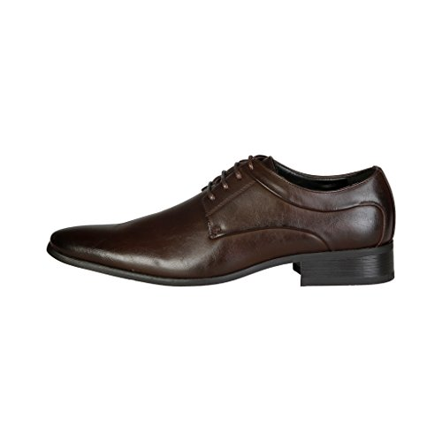 V 1969 - MATHIS_MARRONE Chaussures À Lacets Derby Homme