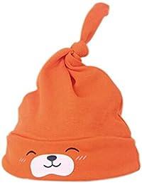 johlye Baby Sleep Beanie Infant Girls Boys Bear Beanie Hat Dibujos Animados Baby Cotton Sleep