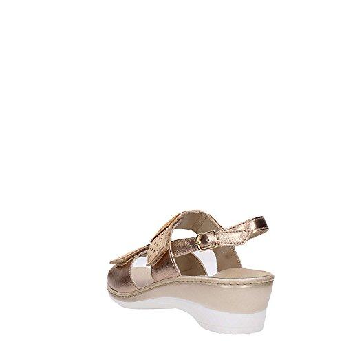 Melluso 02952 Sandalo Donna Cannella
