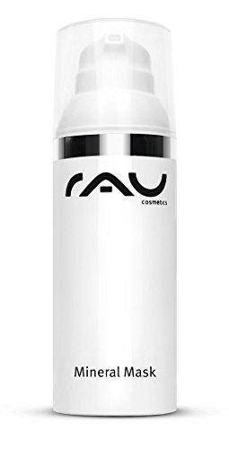 RAU Mineral Mask 50 ml - Gesichtsmaske mit Rügener Heilkreide, Zink, Salbei & Shea Butter bei Unreiner Haut und Akne -