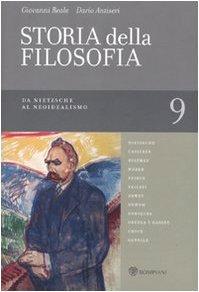 Storia della filosofia dalle origini a oggi: 9