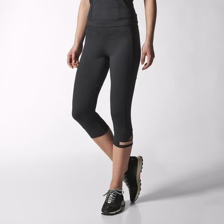 Stella McCartney Hose Fitness Running schwarz (S) ()