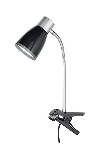 LED-Klemmleuchte Inkl. 1 LED-Leuchtmittel E14, 42 W, Warmweiß (3.000 K)