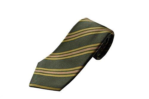 kiton-napoli-italy-luxury-7-fold-handmade-in-italy-100-silk-green-stripe
