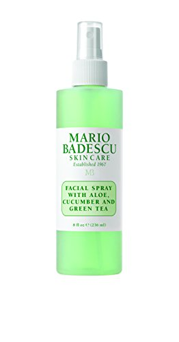 Mario Badescu Facial Spray with Aloe, Cucumber and Green Tea 8oz/236ml ...