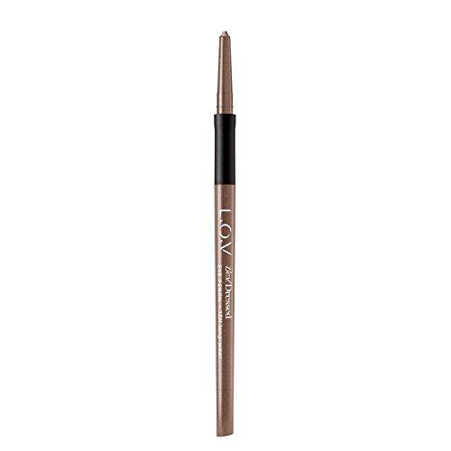 L.O.V - Eyeliner - BEST DRESSED metallic eye pencil 12H long wear 280