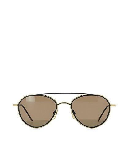 thom-browne-mens-tb109ctgldnvy53-gold-steel-sunglasses