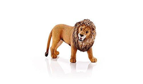 Schleich - 14726 - Figurine Animal - Lion Rugissant
