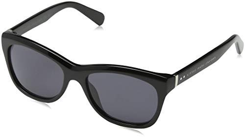 Marc Jacobs Unisex-Kinder MARC 158/S IR 807 47 Sonnenbrille, Schwarz (Black/Grey Bluette),