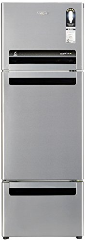 Whirlpool Fp 263D Royal Multi-door Refrigerator (240 Ltrs, Alpha Steel)