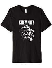 Chemnitz Karl Marx Stadt - Shirt für Marxisten