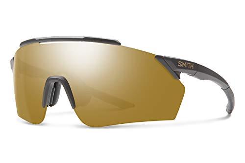 Smith Optics Unisex-Erwachsene Ruckus Sonnenbrille, Mehrfarbig (Matt Grey), 99 (Sonnenbrille Für Damen Von Smith Optics)