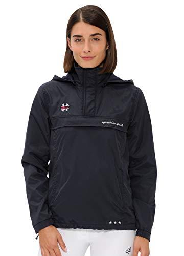 SPOOKS Damen Jacke, leichte Damenjacke mit Kapuze, Herbstjacke - Joy Windbreaker Navy M