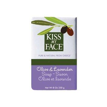 kiss-my-face-pain-de-savon-a-lolive-et-lavande-227-g