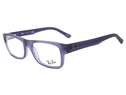 Ray-Ban Gestell 5268 512248 (48 mm) violett